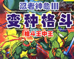 忍者神龟3:变种格斗下载