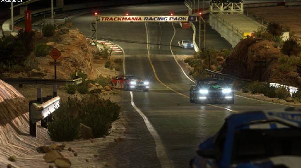 赛道狂飙2:峡谷截图1