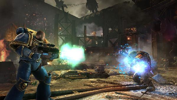 战锤40K:星际战士截图1