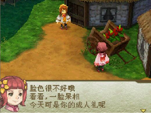 最终幻想水晶编年史截图0