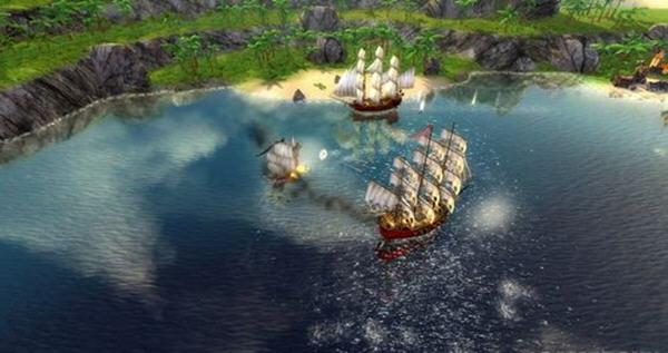 黑湾海盗截图1