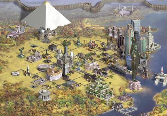 文明4三合一中文版截图2