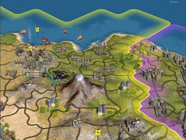 文明4:战神截图0