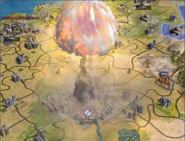 文明4:战神截图1