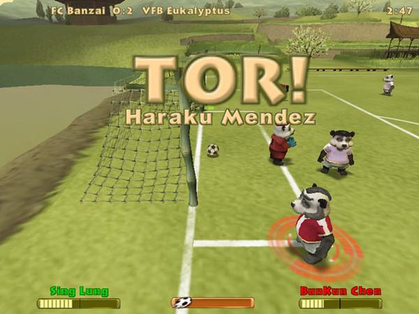 疯狂熊猫足球截图4