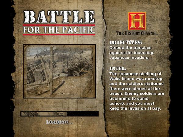 历史频道之太平洋战争截图1