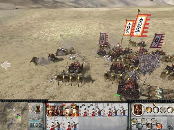 罗马全面战争截图2