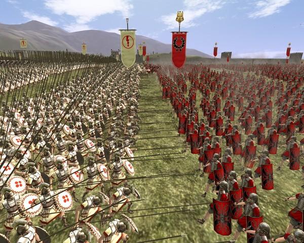 罗马全面战争截图4