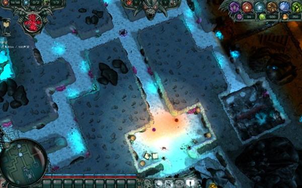 地下城黑暗领主截图1