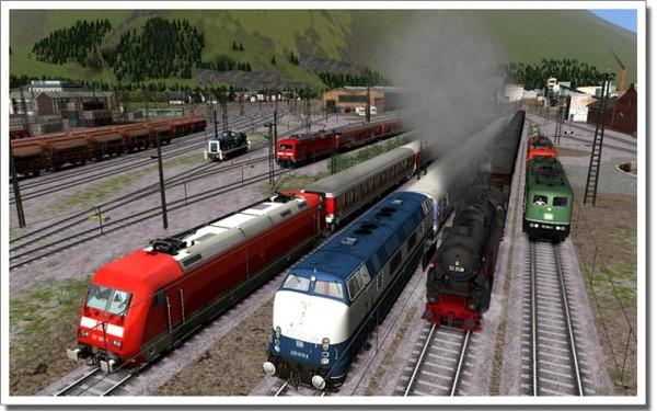 铁路工厂2010截图1