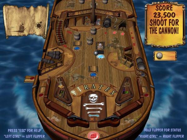 加勒比海盗弹珠台截图3