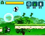 酷跑熊猫(空中吃竹子)