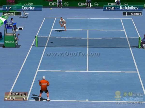 VR网球大师赛截图2