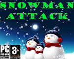 雪人攻击新玩法塔防游戏
