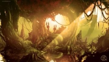 《地狱边境》欢乐版 可爱清新小游戏《荒原》