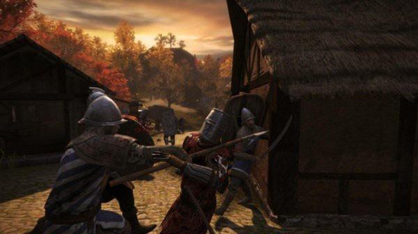 骑士:中世纪战争截图1