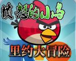 愤怒的小鸟之里约大冒险中文硬盘版