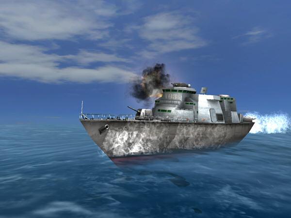 超级战舰截图2