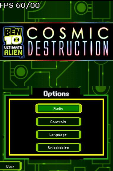 BEN10终极英雄:宇宙毁灭截图1