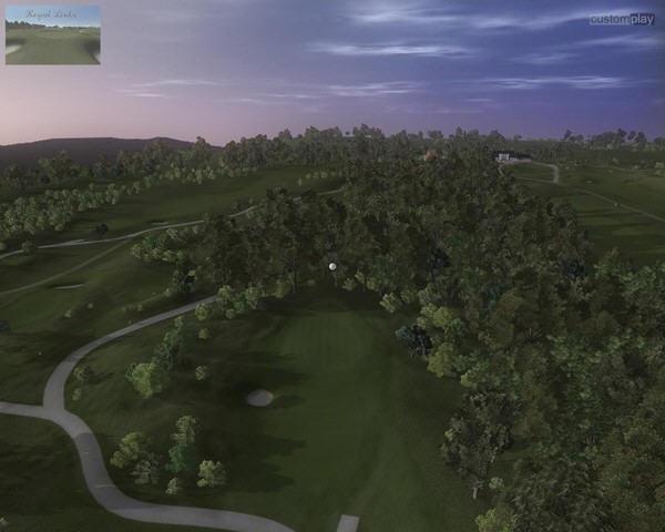 汉克哈尼的世界高尔夫截图0