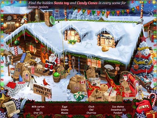 圣诞仙境2截图1