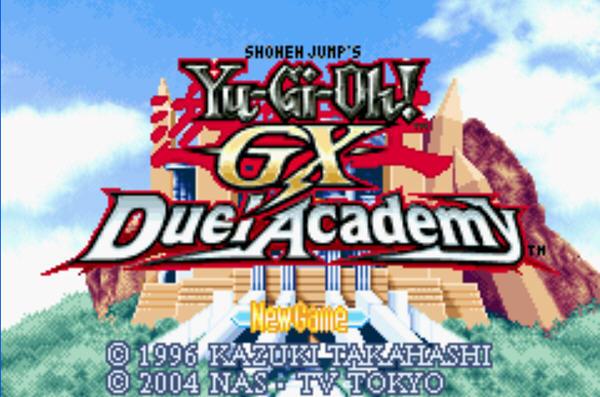 游戏王GX学院决斗截图1