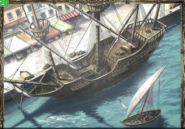 大航海时代4威力加强版截图1