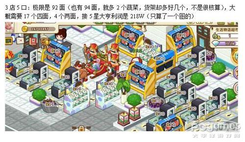 QQ超市生活物语5口碑摆法 QQ超市生活物语5口碑