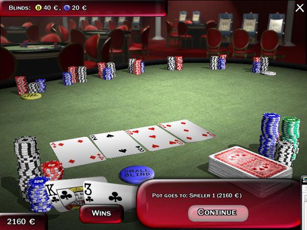 德州扑克3D豪华版截图0
