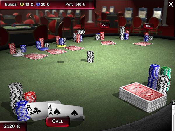 德州扑克3D豪华版截图1
