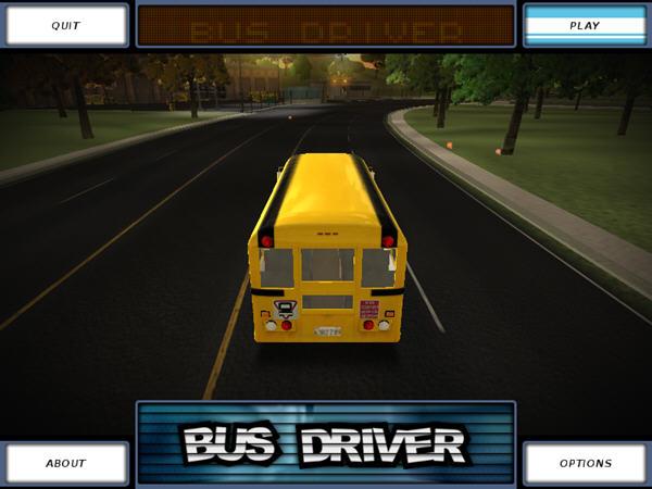 巴士驾驶员截图0