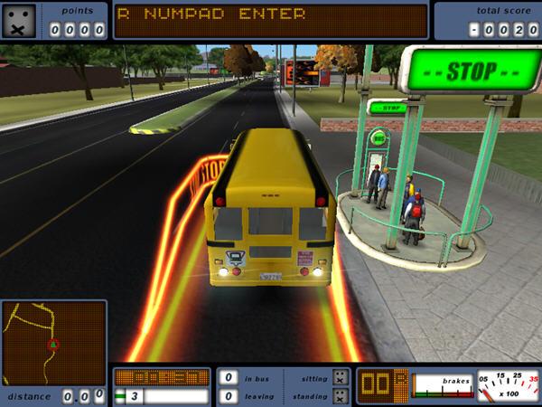 巴士驾驶员截图1