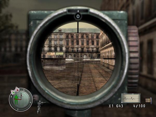狙击精英截这话说图1