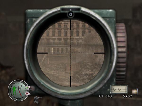 狙击精英截图2