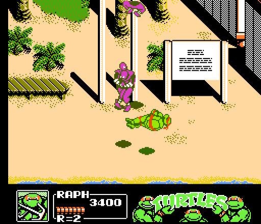 忍者神龟3截图2