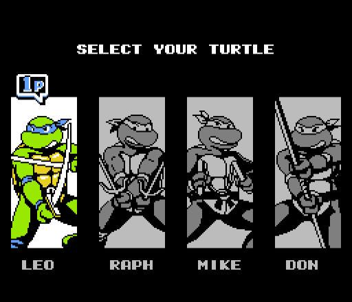 忍者神龟3截图1