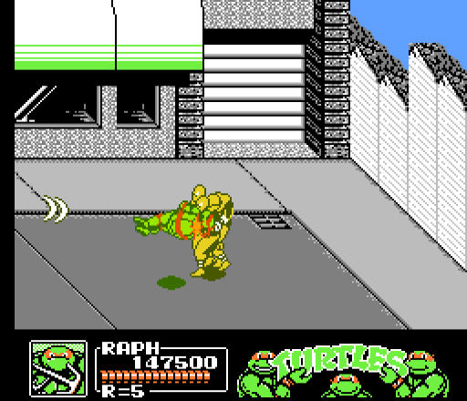 忍者神龟3无敌版截图0