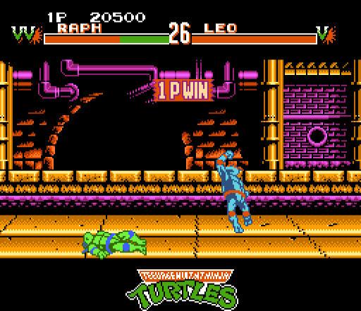 忍者神龟格斗截图3