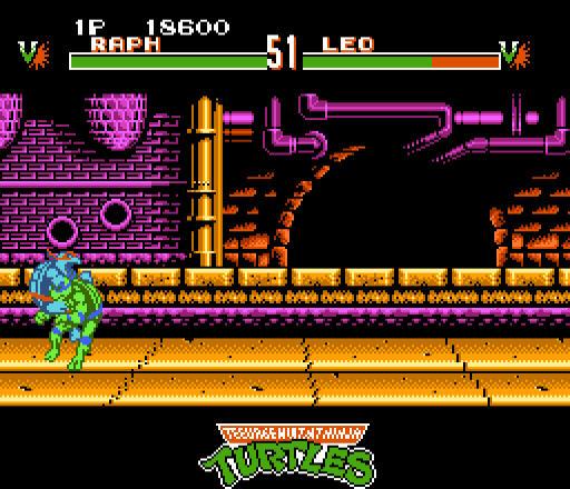 忍者神龟格斗截图2