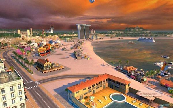 海岛大亨4:高科技时代截图0