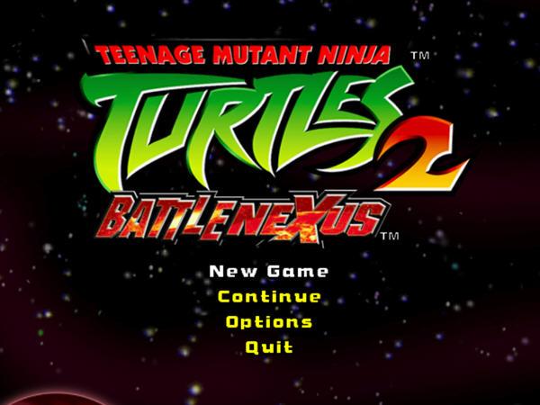 忍者神龟2并肩作战截图0