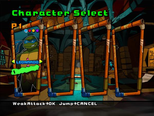忍者神龟2并肩作战截图1