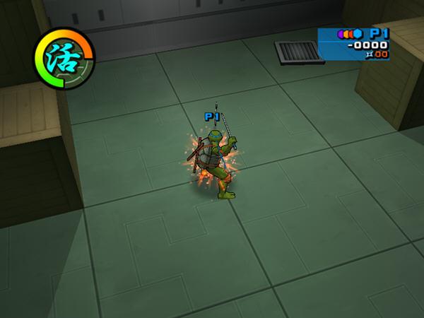 忍者神龟2并肩作战截图2