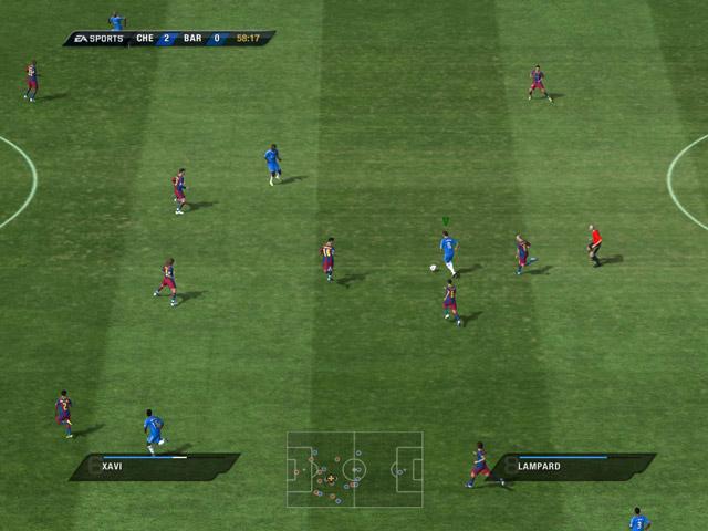 FIFA10截图2