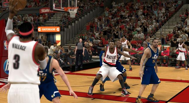 NBA2K12截图2