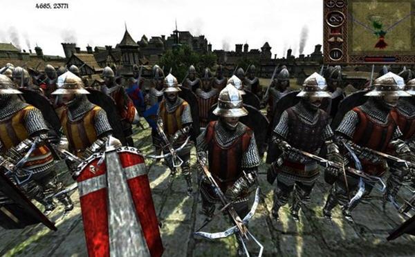 中世纪2:全面战争黄金版截图1