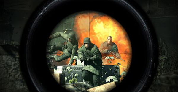 狙击精英v2截图1
