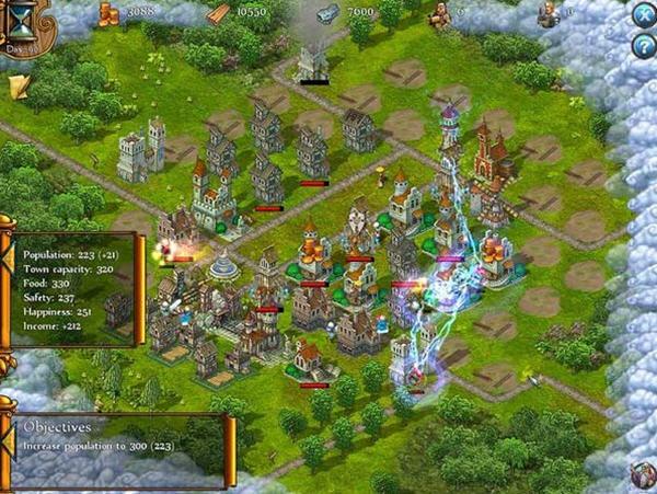 王者之路3:金色帝国截图1