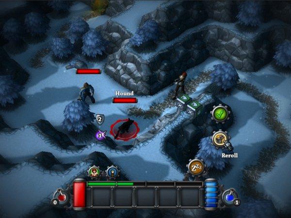 冰霜大陆:雷神之锤截图1