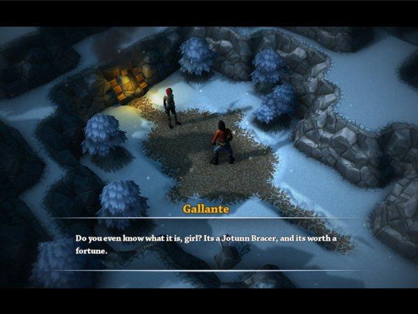 冰霜大陆:雷神之锤截图2